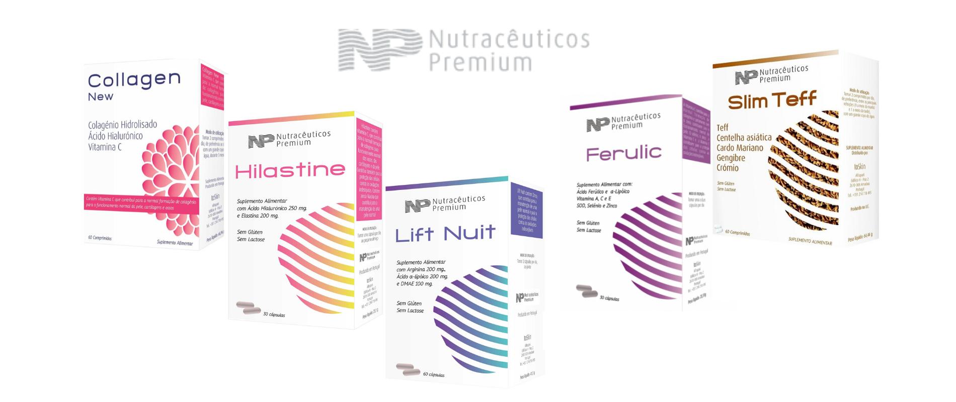 Nutraceuticos premium